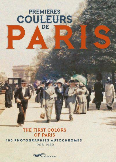 PREMIERES COULEURS DE PARIS